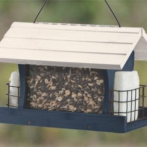hopper bird feeder suet cages