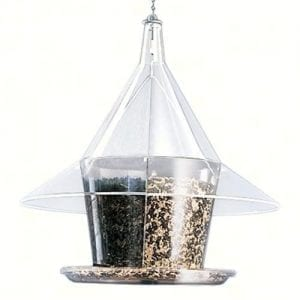 Sky Cafe Squirrel Proof Bird Feeder Dividers