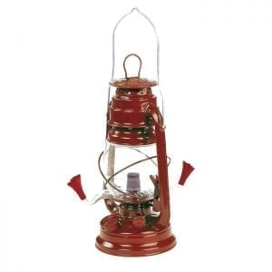 Hurricane Lantern Hummingbird Feeder