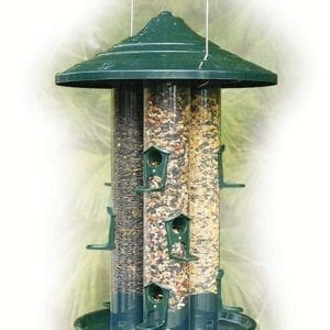 Woodlink WL3TUBE Triple Tube Seed Bird Feeders