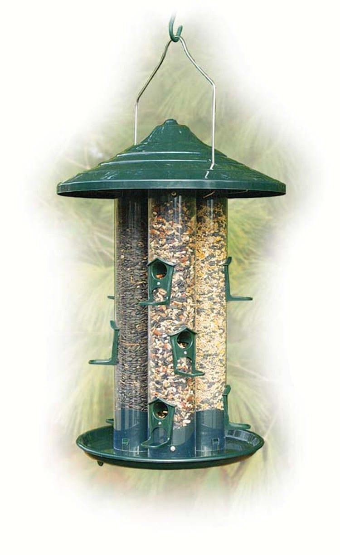 Woodlink WL3TUBE Triple Tube Seed Bird Feeders