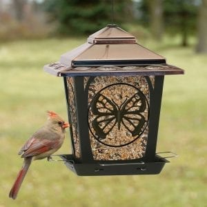 Woodlink Hopper Bird Feeders