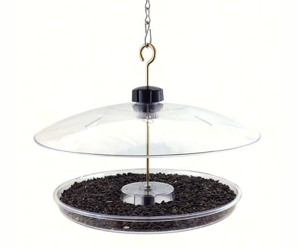 Droll Yankees Covered Platform Bird Feeders